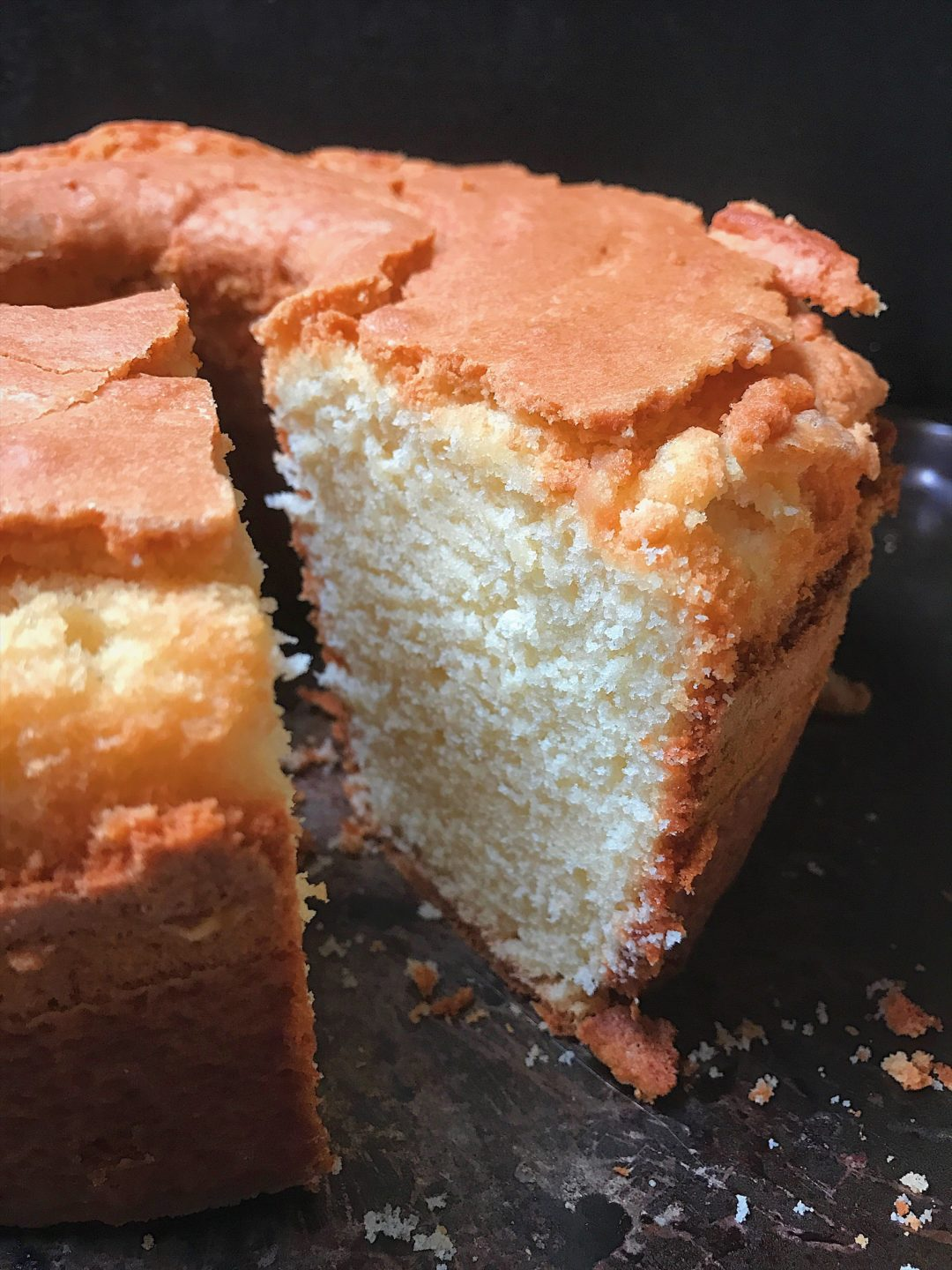 Old Fashioned Southern Pound Cake Jem Of The South